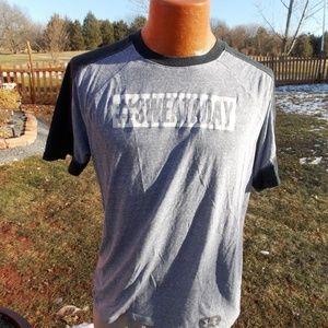 Under Armour Mens SWEATDAY Grey Shirt Large
